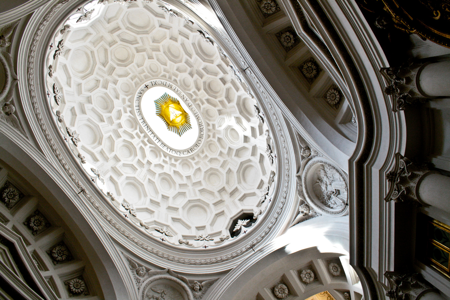 Ceiling (Rome, Italy)