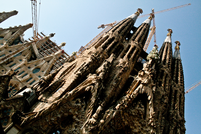 Unfinished (Barcelona, Spain)