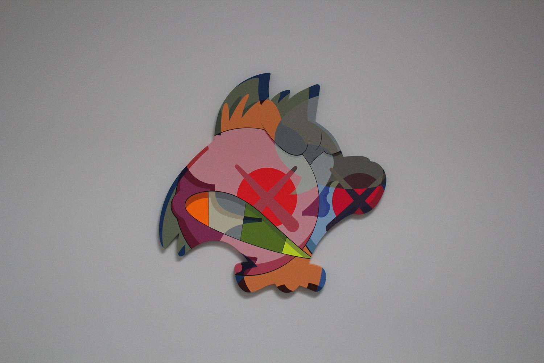 Wolves (Los Angeles, CA) Artist: KAWS