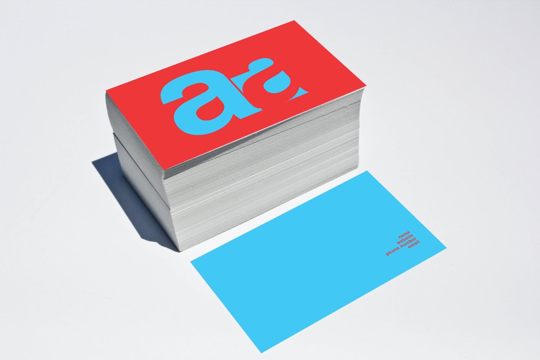 Schematic Business Card