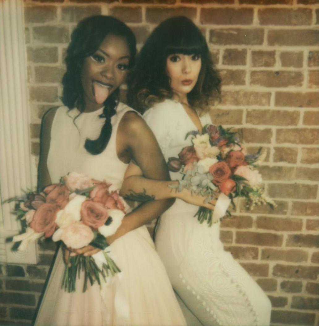 wedding flowers Houston photo shoot