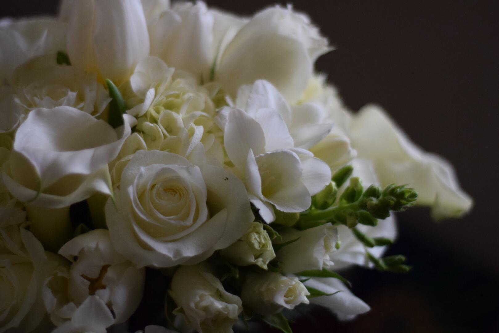 Houston Wedding Flowers, Rothko Chapel, Maxit Flower Design