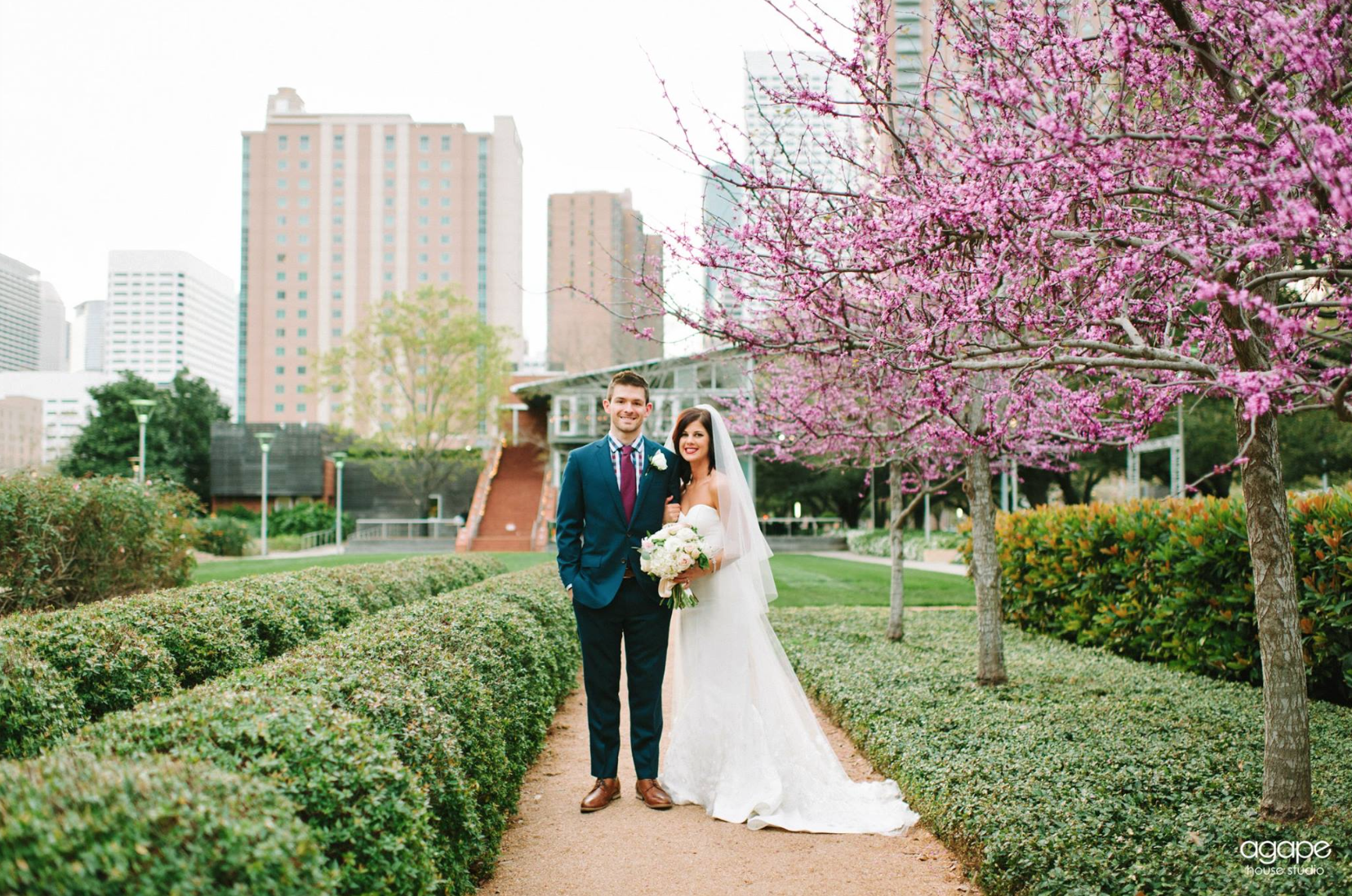 The Grove Houston, Agape Photography, Houston Wedding Florist, Maxit Flower Design