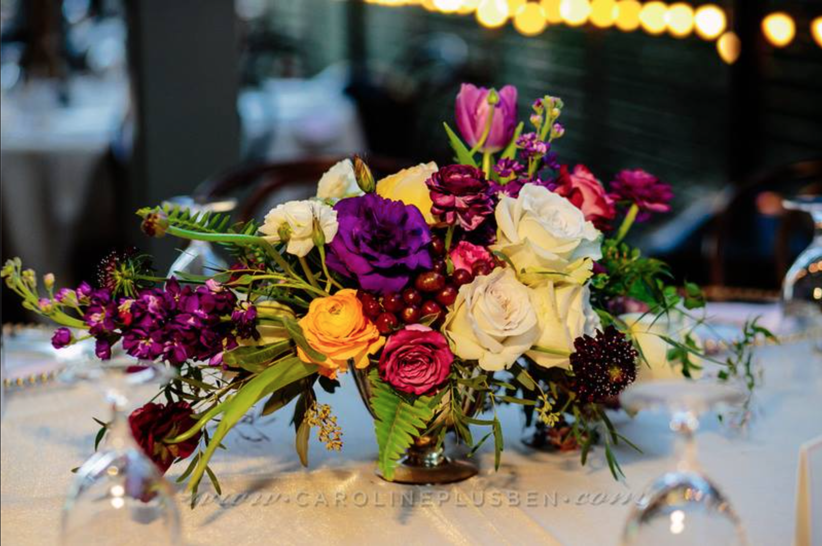 Maxit Flower Design, The Grove Houston, Houston Wedding Florist