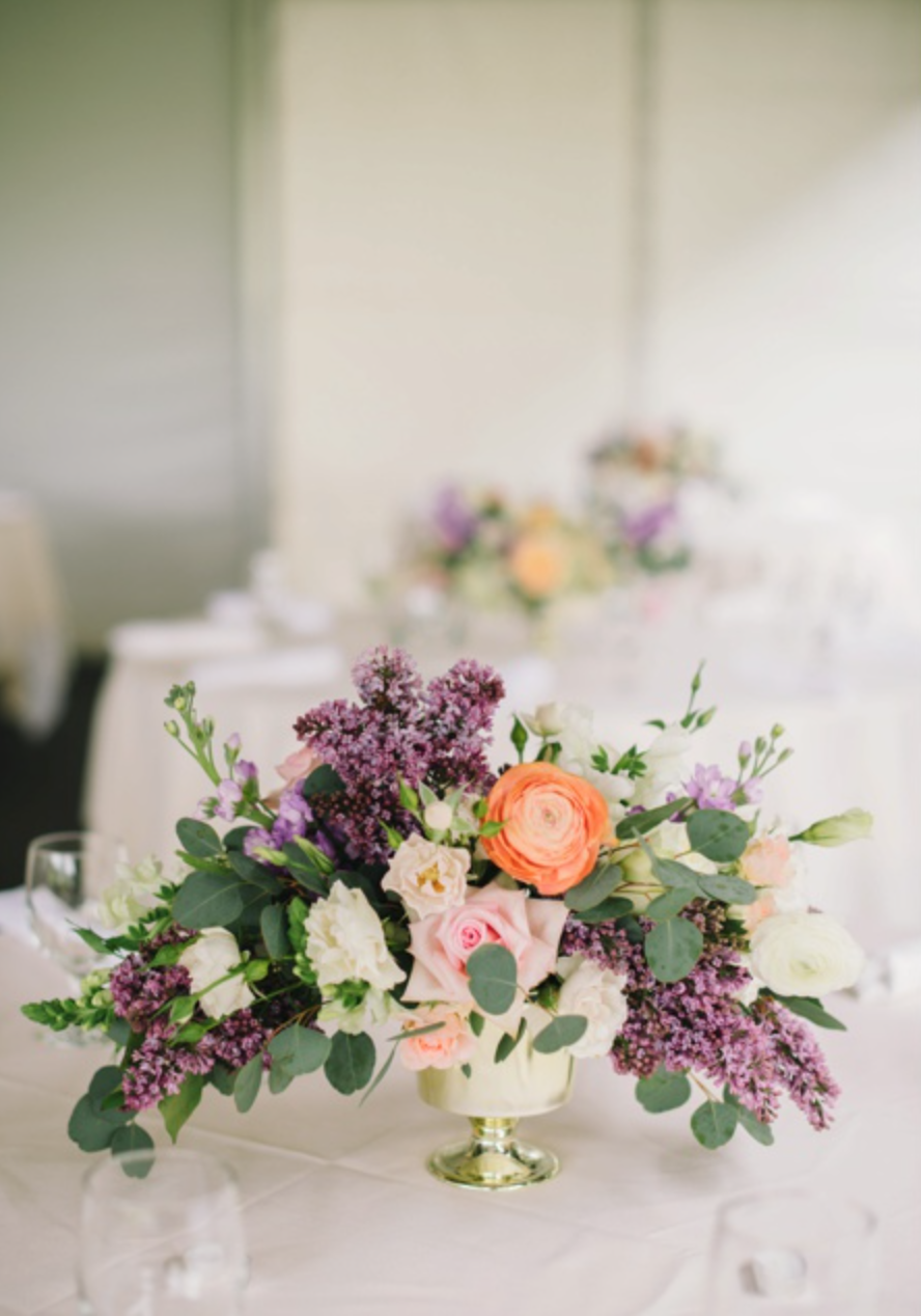 Centerpiece Houston Wedding