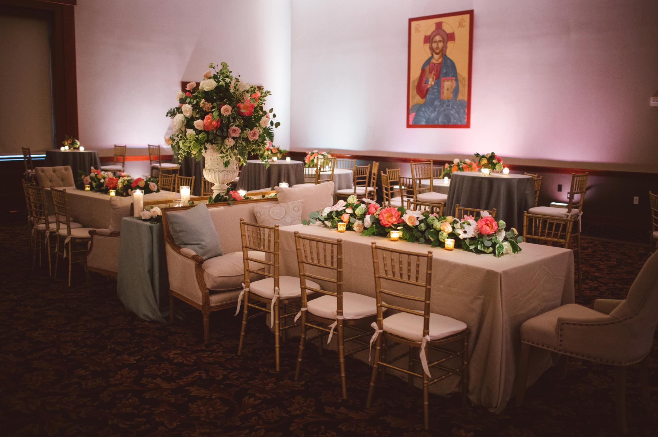 Greek Orthadox Chruch Houston Maxit Flower Design Coral Wedding.png