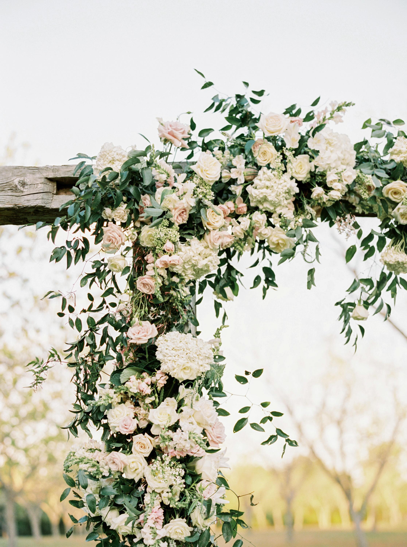 altar installation by maxit flower design in houston texas