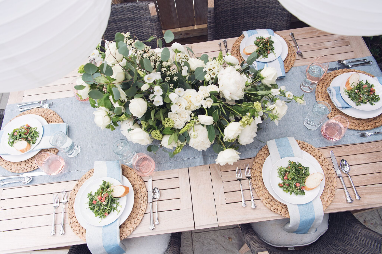 table from house of harper florals by maxit flower design