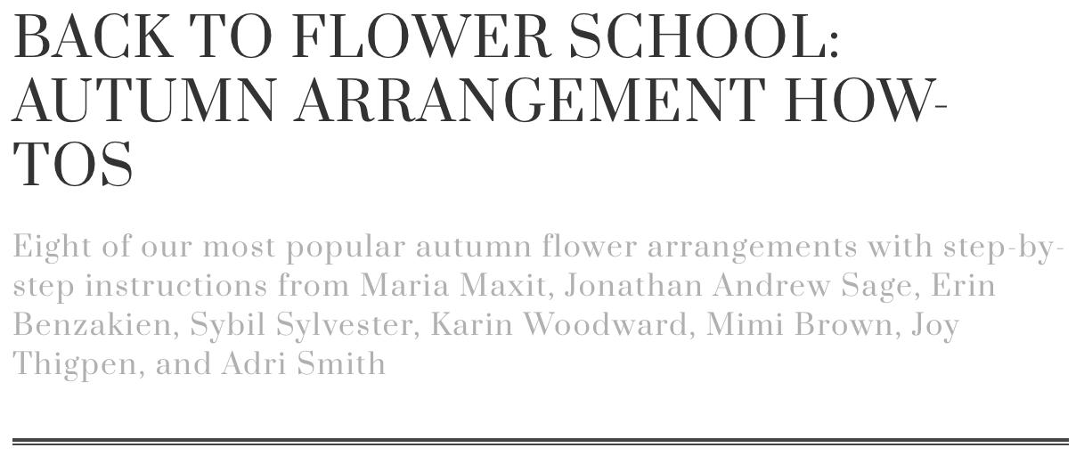 how-to-arrangement-autumn-magazine-feature-maxit-flower-design-in-houston-texas