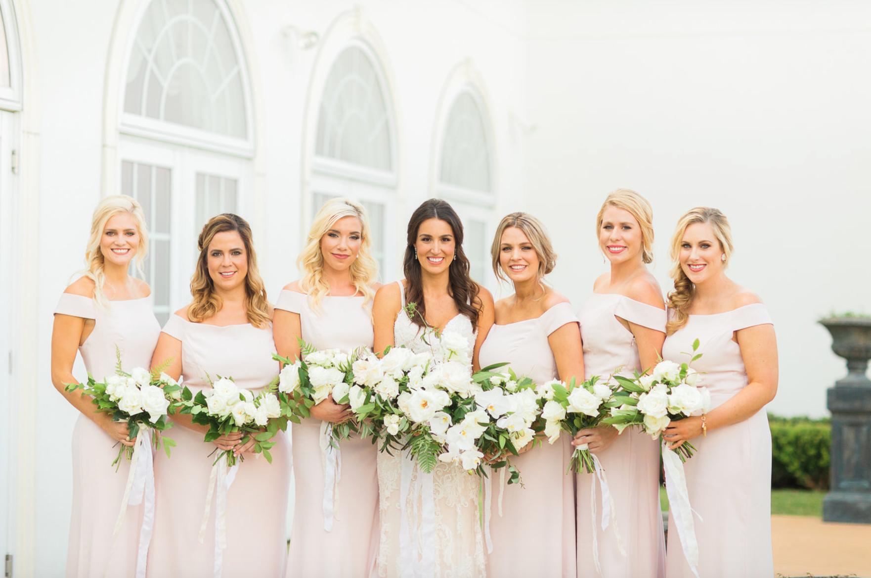 bridesmaids-bride-blush-white-greenery-hydrangas-florals-by-maxit-flower-design-in-houston-texas