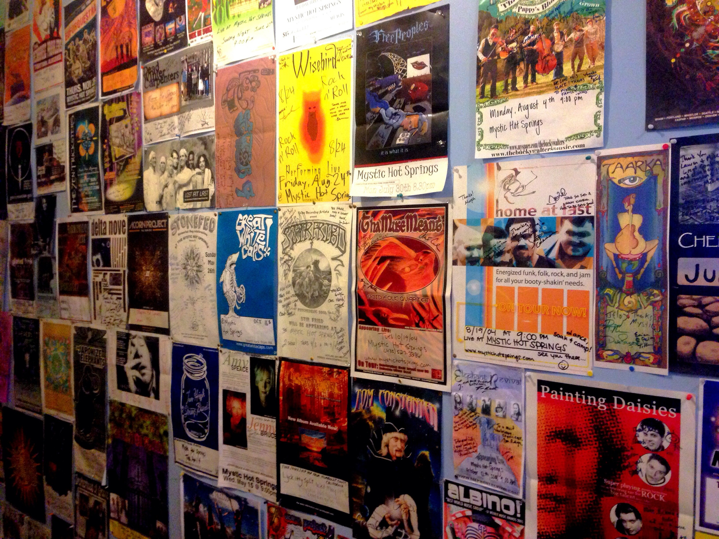 Mystic Wall of Fame