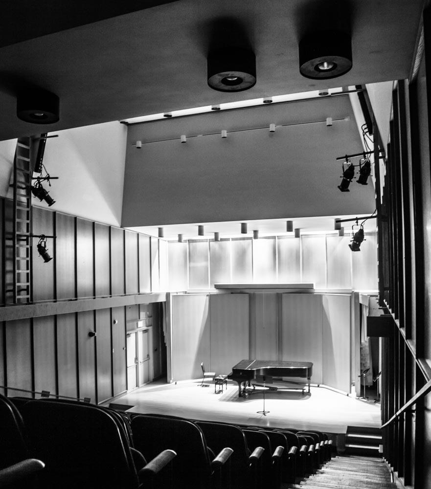 Mills Concert Hall, UW-Madison