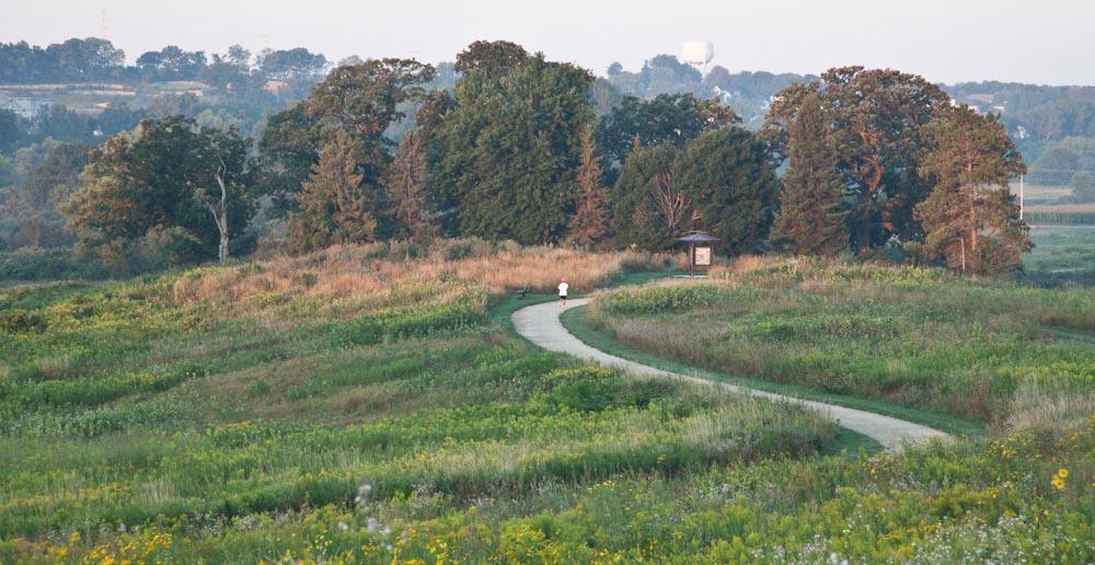 Morning, Pheasant Creek Conversvancy