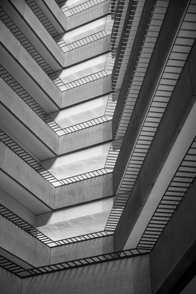 Interior, Hyatt Regency, San Francisco, CA