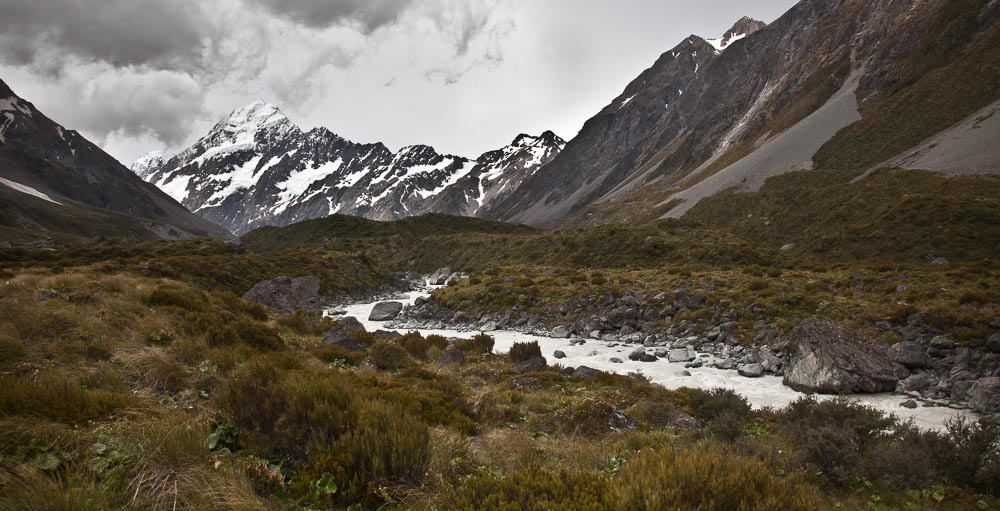 Aoraki, South Island, New Zealand