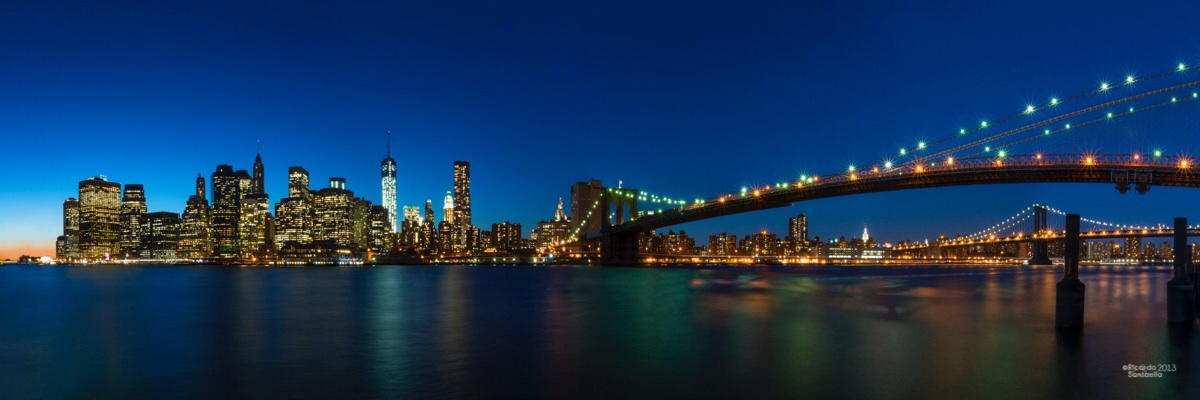 Brooklyn Bridge - NYC 2013