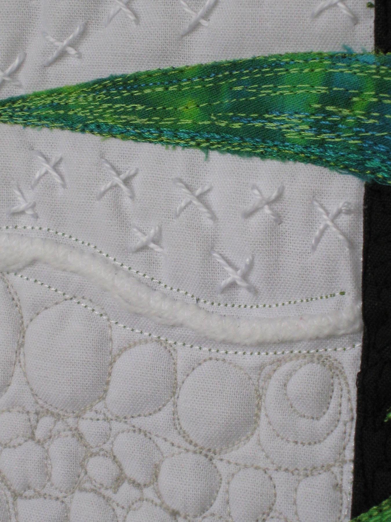 Bromeliads in Bloom detail