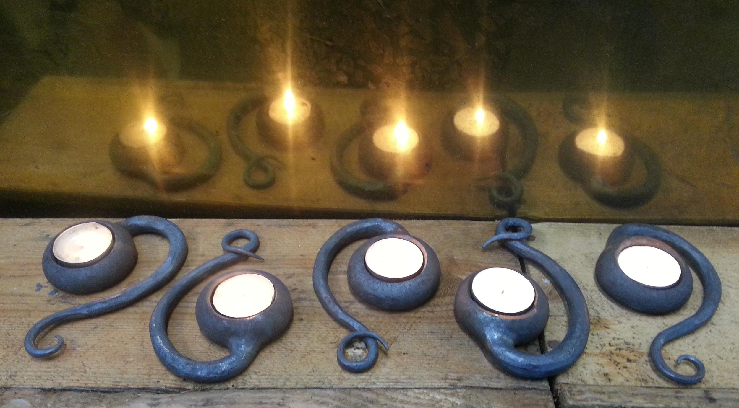 Tea-light holders