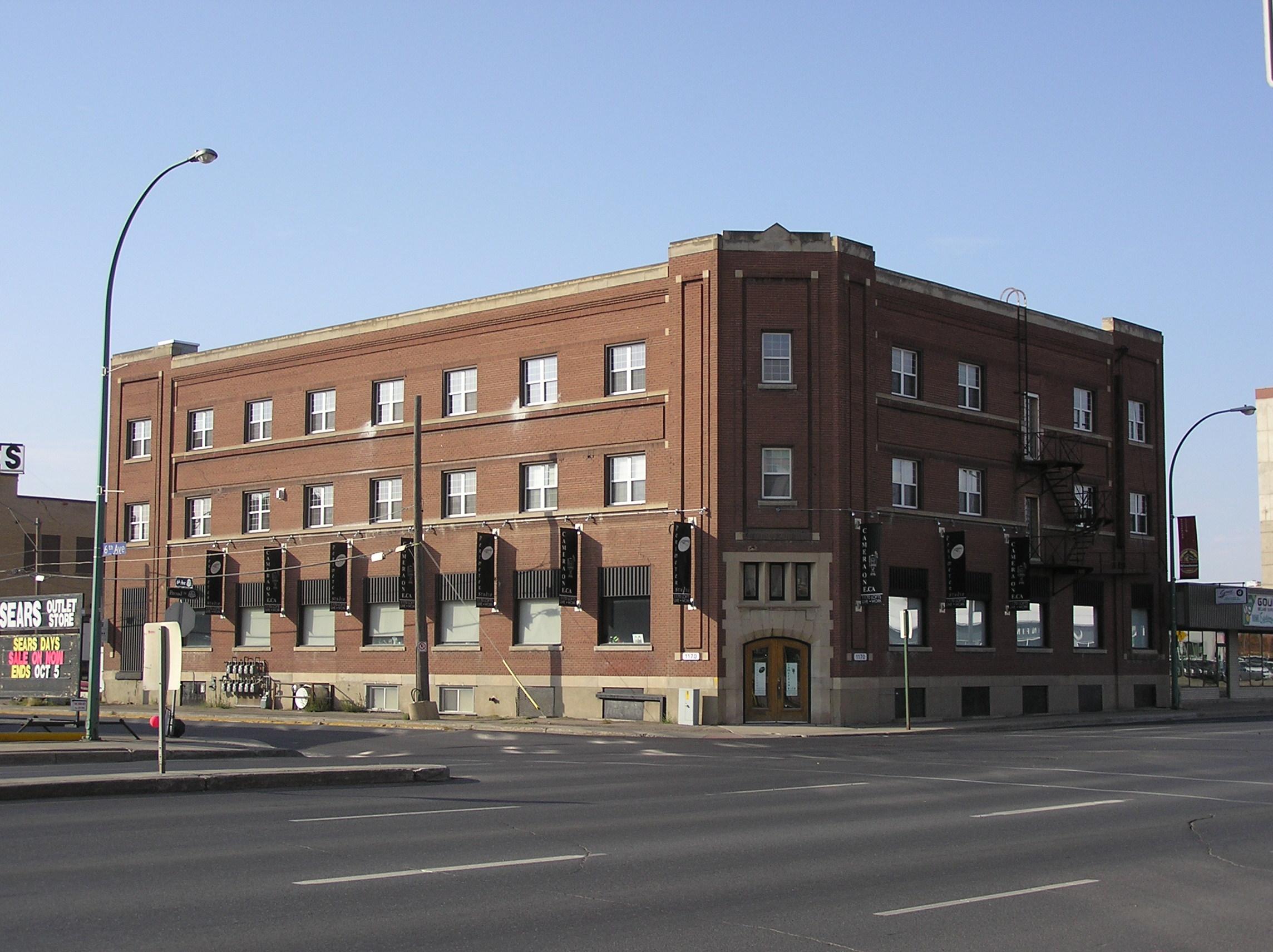 1170 Broad Street Lofts