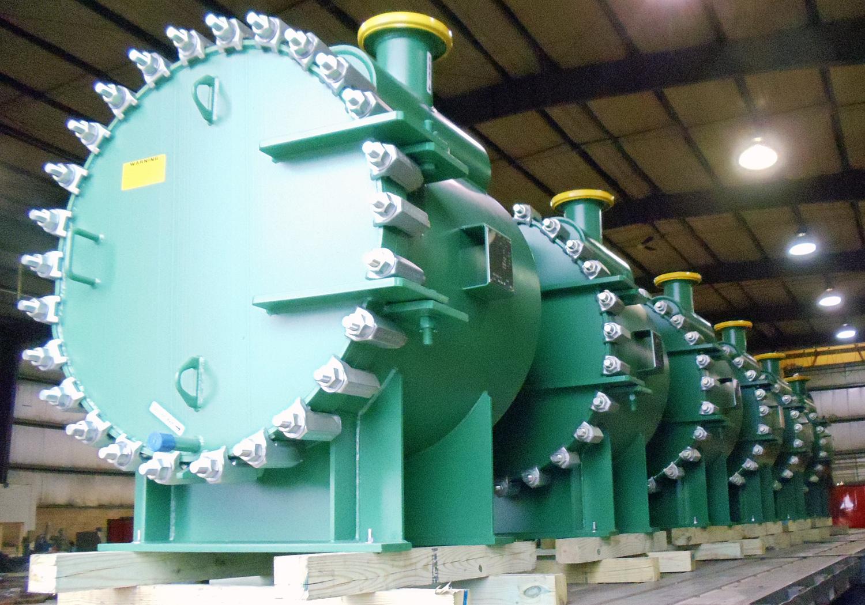 Spiral Heat Exchangers for Digester Sludge Heating