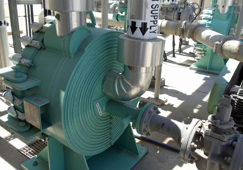 Spiral Heat Exchangers for Anaerobic Digester Sludge Heating