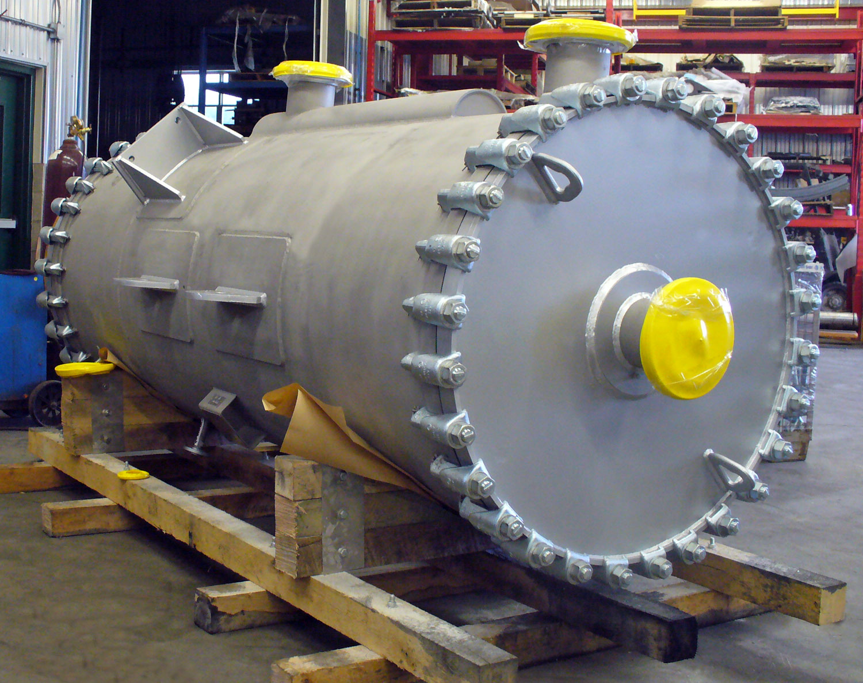 Overhead Reflux Condenser, 316/316L SS