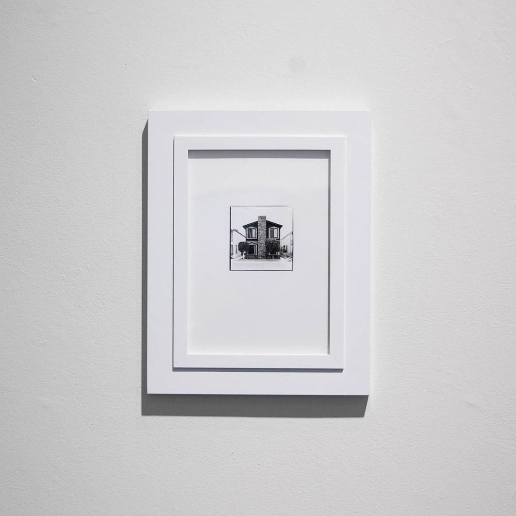 Judy Fiskin Untitled (Plate 237), 1988 Gelatin Silver Print 10 x 8 inches
