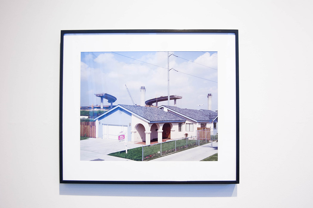 John Humble 5021 Felton Ave, Hawthorne, Aug. 17, 1991 Archival Pigment Print 24 x 20 inches Edition of 15