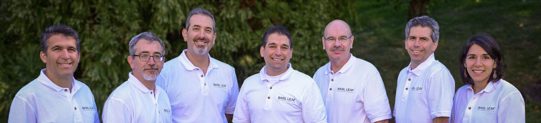 Basil Leaf Tech team photo