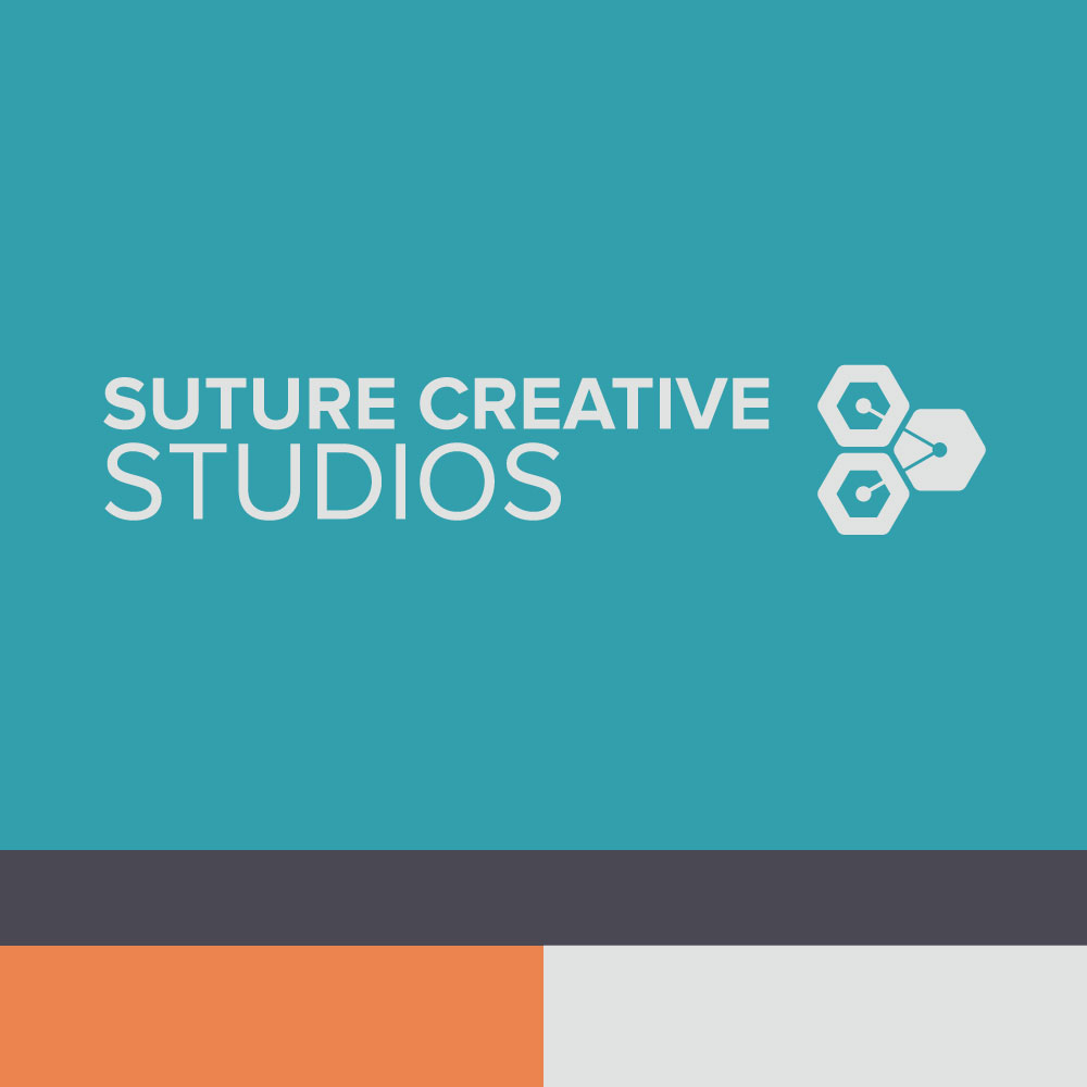 Suture Creative Studios Branding
