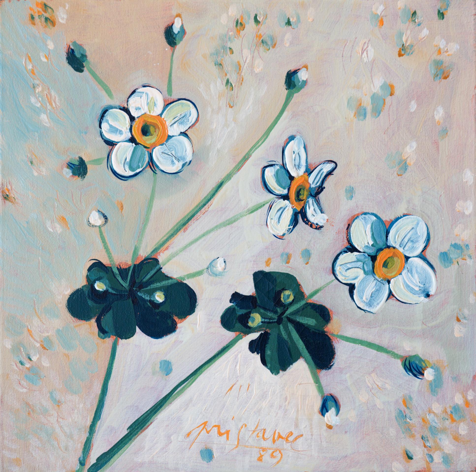 Still Life III / 1989 / oil on canvas / 39x39 cm
