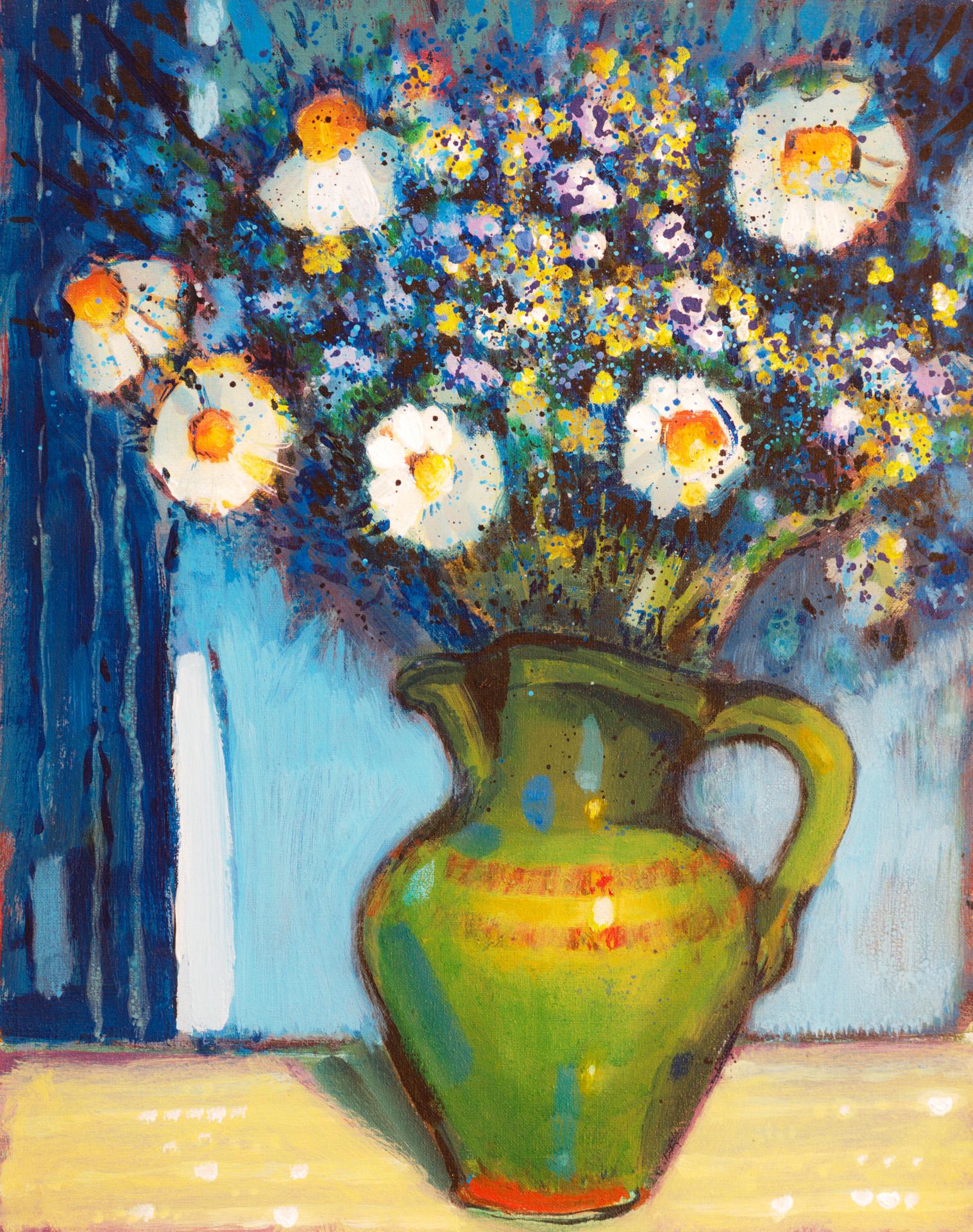 Still Life X / 2000 / oil on canvas / 40x50 cm
