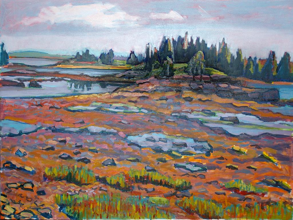 Little Moose Island