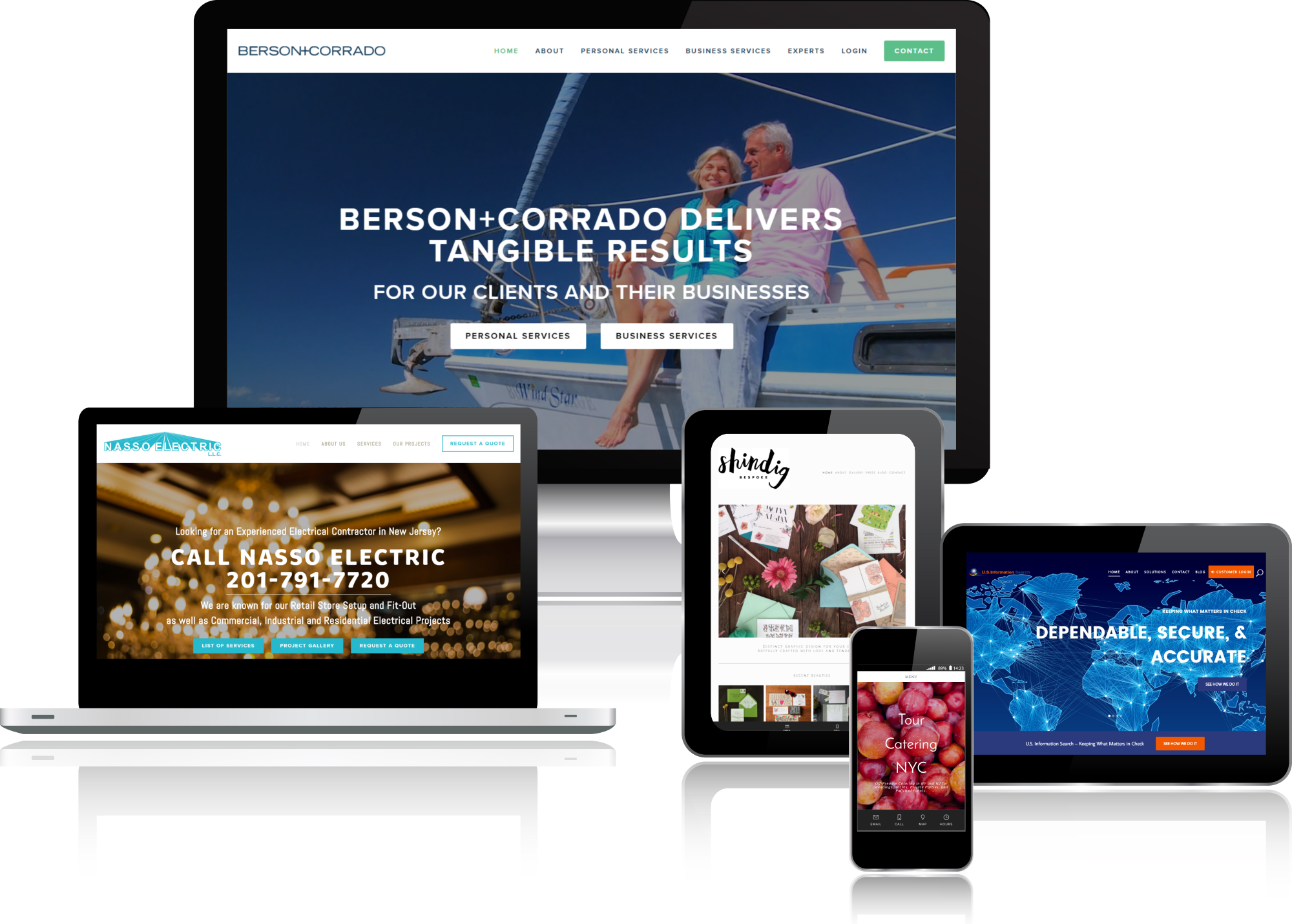 Mobile Responsive Village Marketing Co Websites built in New Jersey Complete V2 Small 2000px by 1457.png