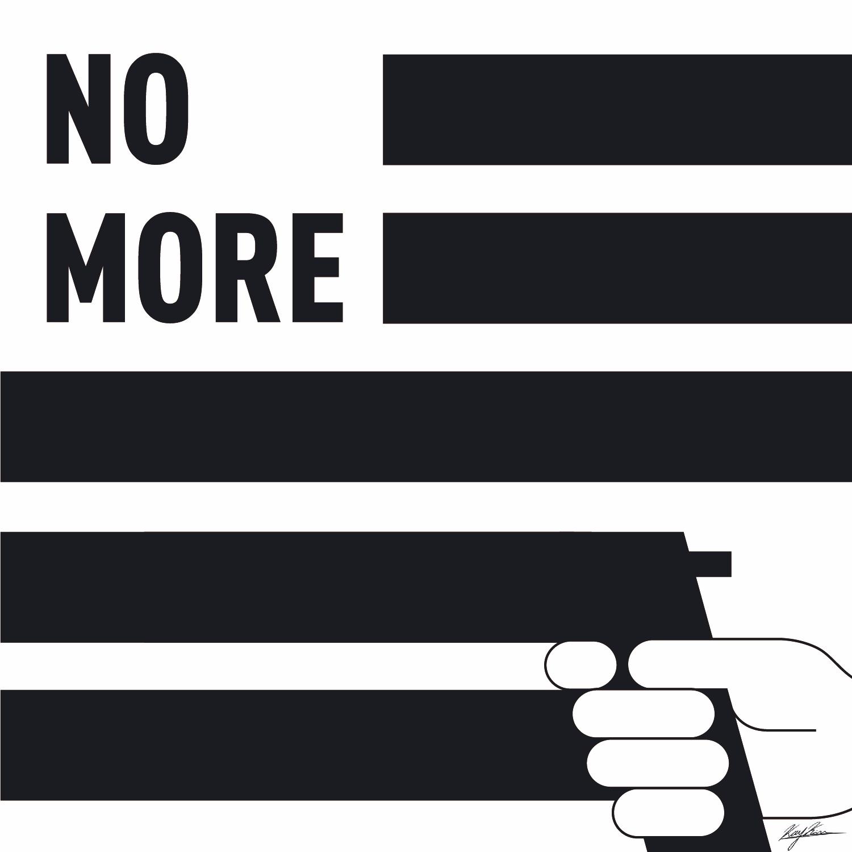 No more.