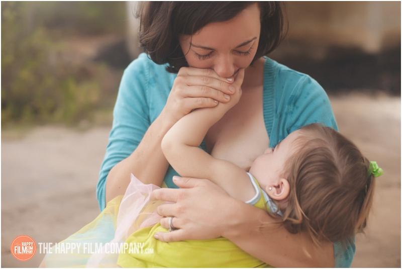 Breastfeeding Portraits by The Happy Film Company