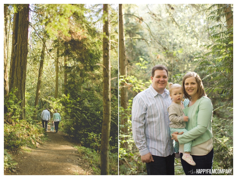Seattle Family Photos - St Edward Park - Forest Pacific Northwest