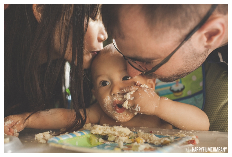 the Happy Film Company - Seattle Family Portraits - Cake Smash-63.jpg