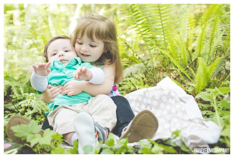 Seattle Family Photographer - the Happy Film Company