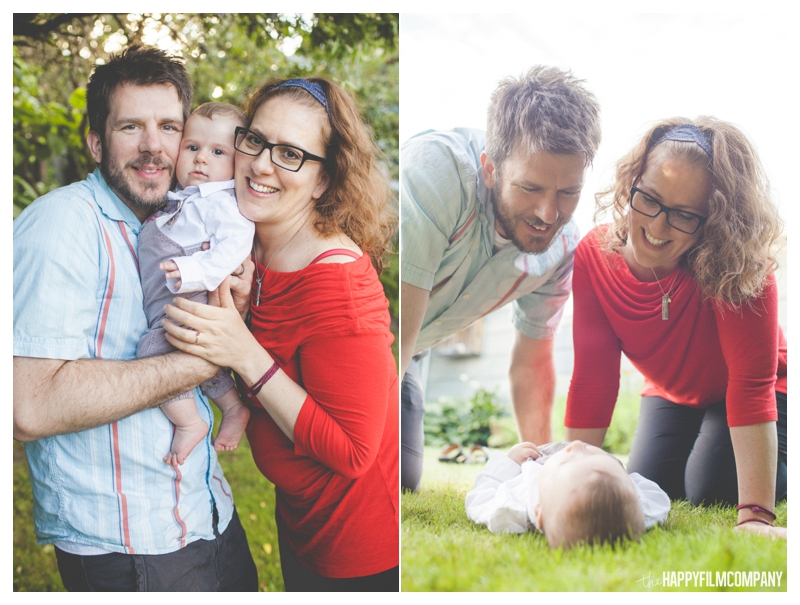 Seattle Family Photo - the Happy Film Company