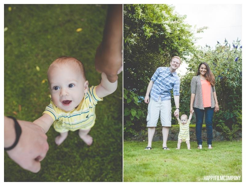 Seattle Family Portraits - the Happy Film Company