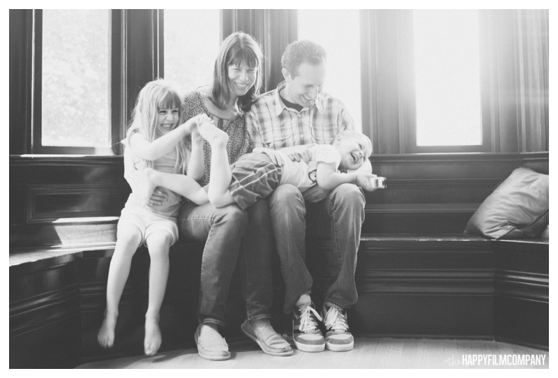 Family Photographers Seattle - the Happy Film Company