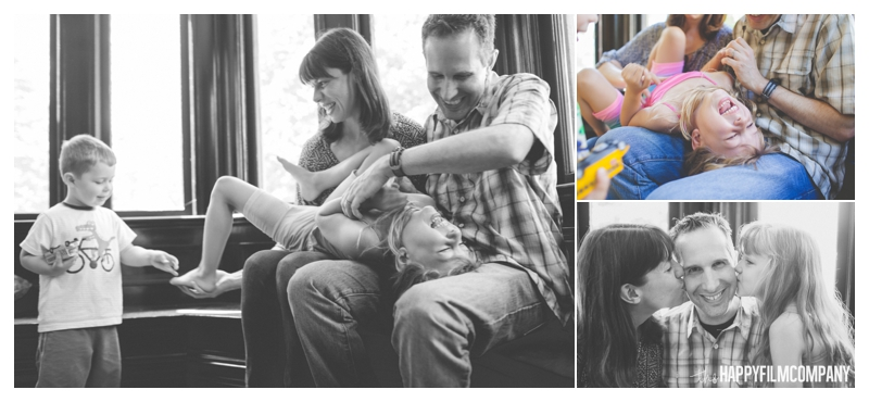 Seattle Family Photographers - the Happy Film Company