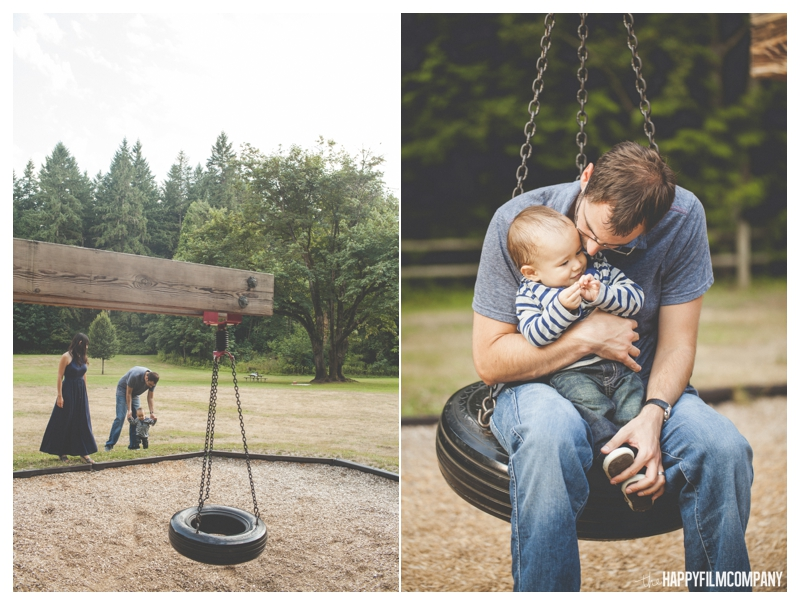 Family Photographer Seattle - the Happy Film Company - Summer Family Picnic