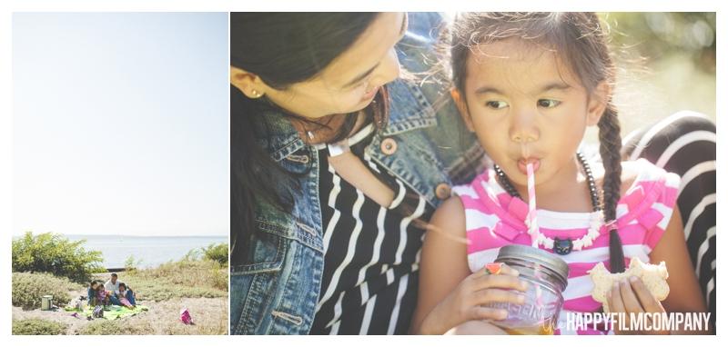 Seattle Family Photos - Summer Picnic - the Happy Film Company