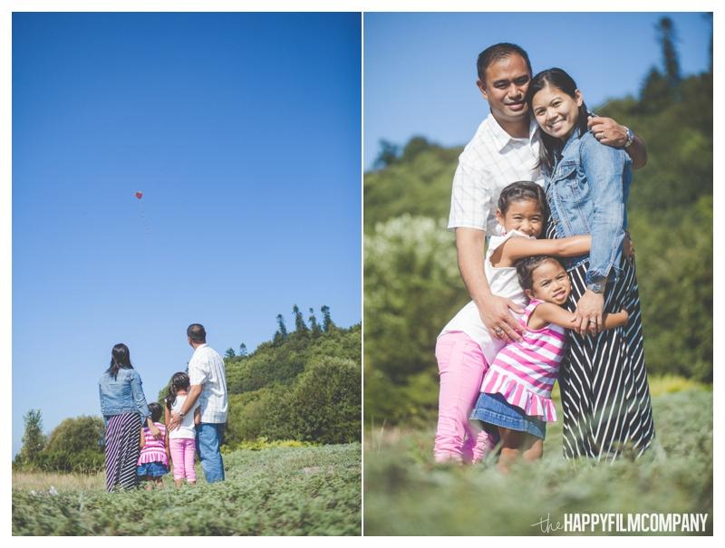 Seattle Family Photos - Flying Kites - the Happy Film Company