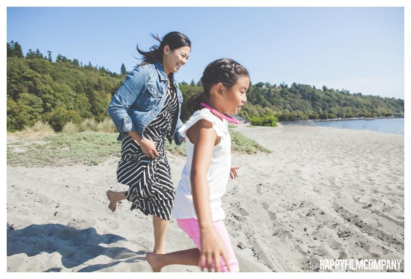 Seattle Family Photos - Golden Gardens Beach - the Happy Film Company