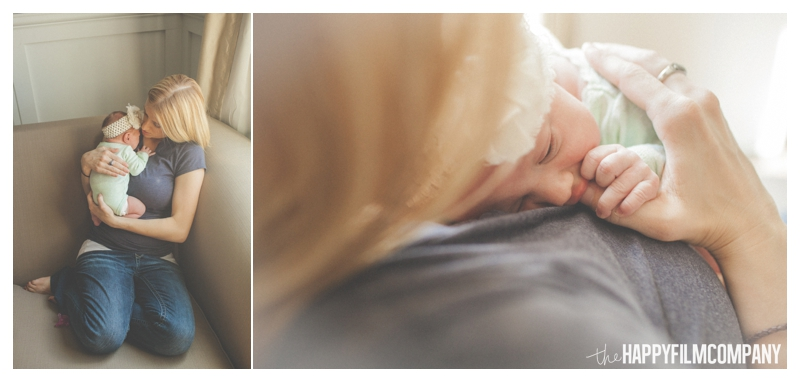 Newborn Photos Seattle - the Happy Film Company