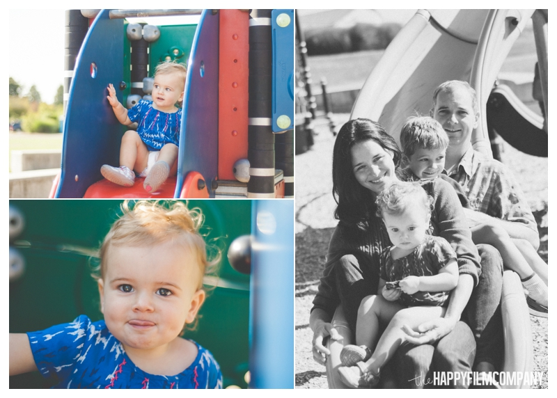 Family Photography Seattle Playground - the Happy Film Company
