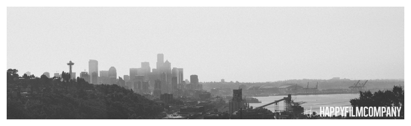 Seattle Panorama - the Happy Film Company